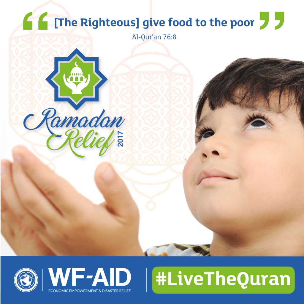 Ramadan Relief Report 2017