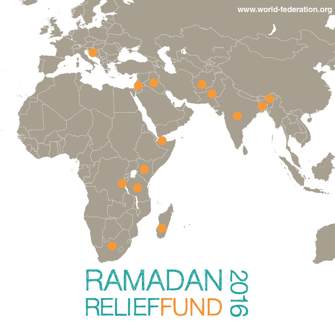 Ramadhan Relief Fund Fact Sheet