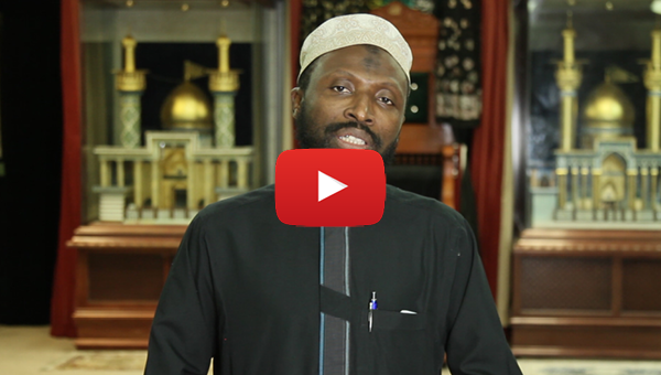 Video Message Sh. Nuru
