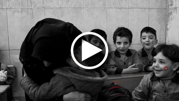 WF-AID in Syria