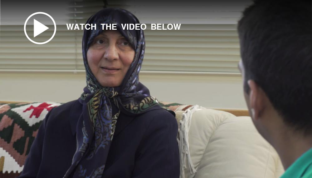 Rabab As Sader Banner interview