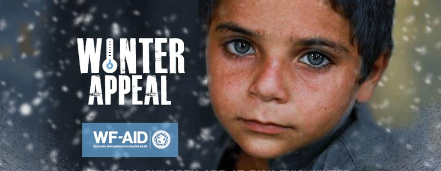 WF-AID winter appeal