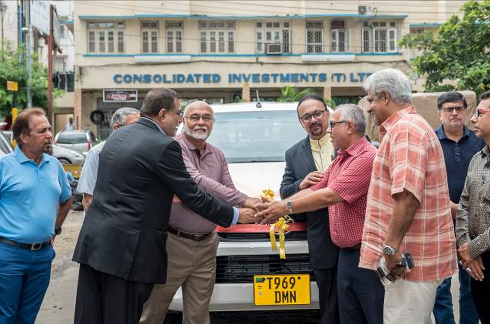 WF-AID's Gift to Bilal Muslim Mission of Tanzania